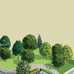 Washington And Lee University Interactive Campus Map
